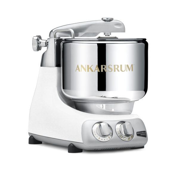 Ankarsrum 6230 with basic equipment - Mineral White