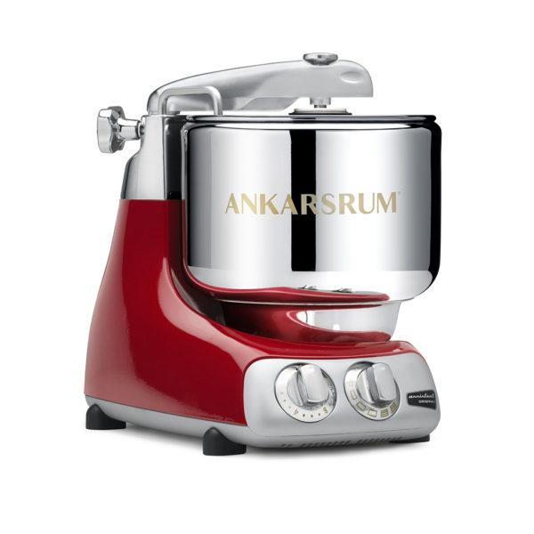 Ankarsrum 6230 with basic equipment - Red