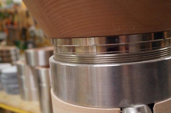 Salzburger industrial mill MT 18 - beech wood