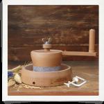 Hand grain mill model MH 4