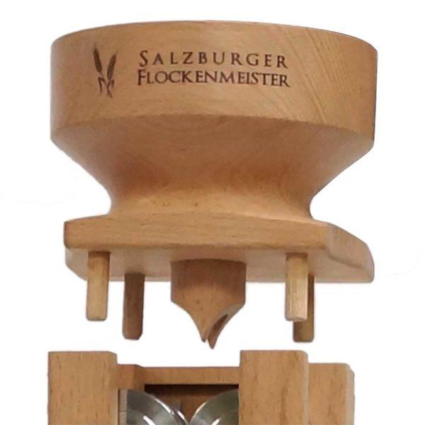Salzburger Master Flaker with gear drive - beech