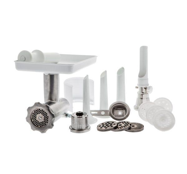 Ankarsrum meat grinder complete package Salzburg grain grinders