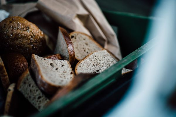 Ideas for leftover bread