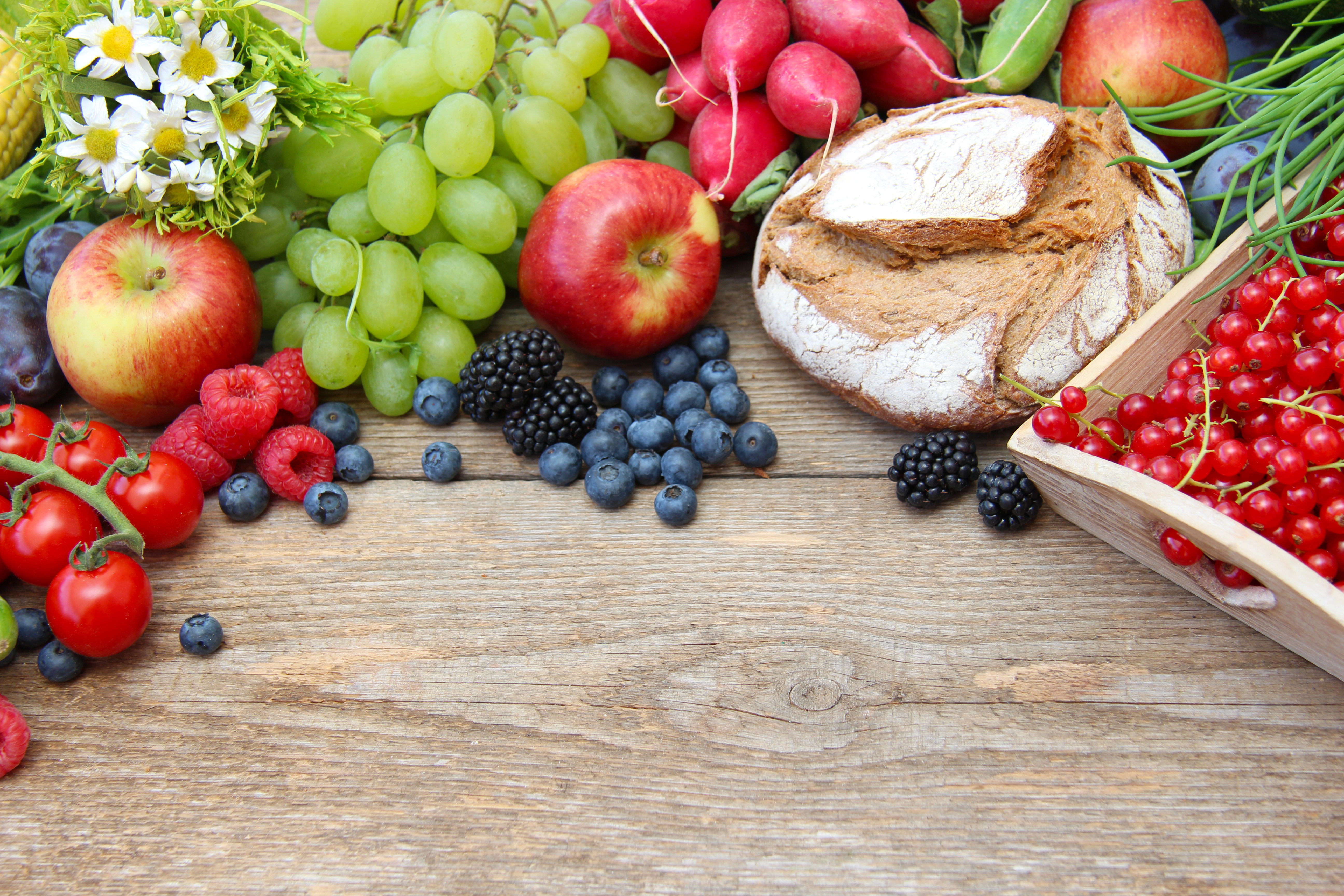 How to consume an adequate amount of high-fiber foods