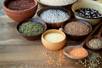 Biological value – What do I combine grain with?