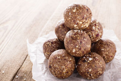 Energy balls – a great snack without bad conscience